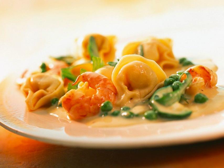 Shrimp-Tortellini