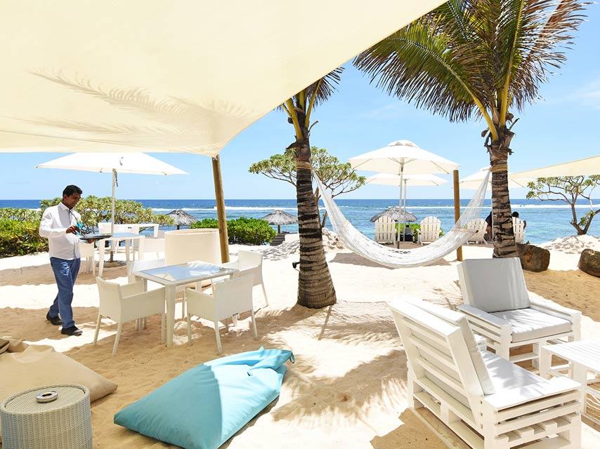 Aqua Beach Restaurant & Bar - Un Bistrot Aux Allures Tropicales