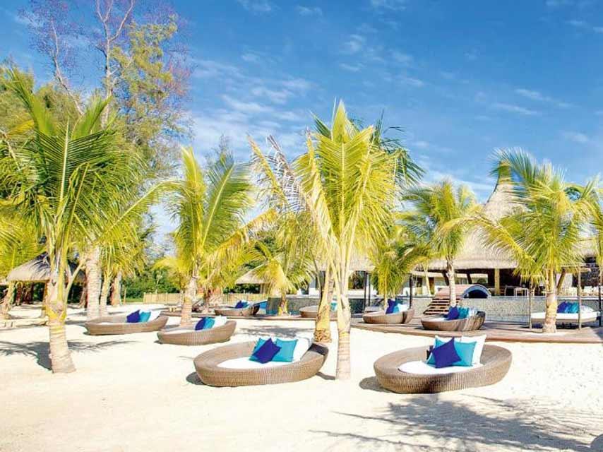C Beach Club - Brunch in Mauritius