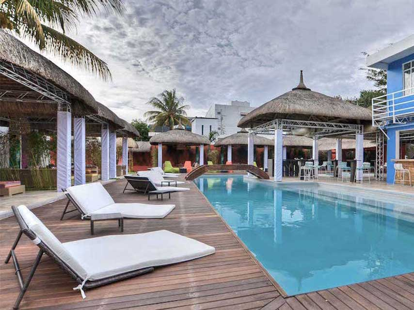 Le Off - Brunch in Mauritius
