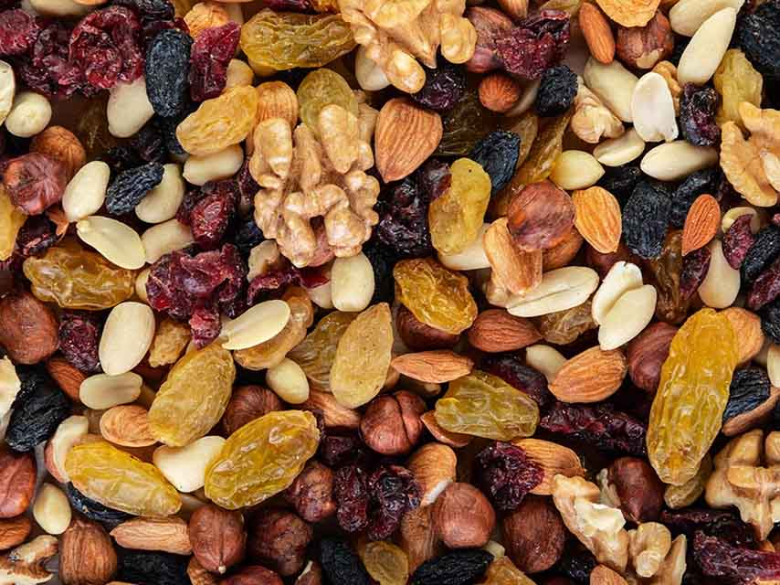 Dried Fruits - Common Foods to Avoid Consuming Daily