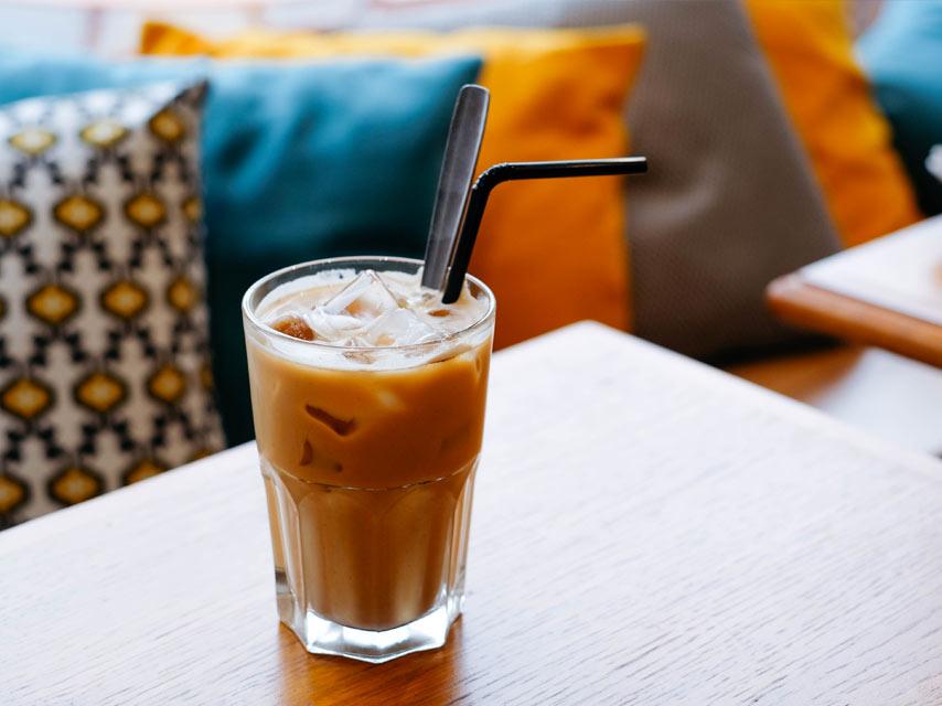 cafe glacé