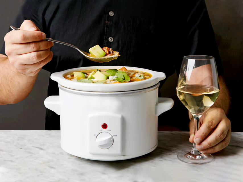 healthy slow cooking