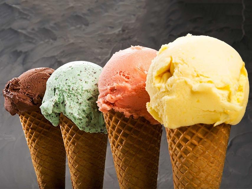 convenience store ice cream