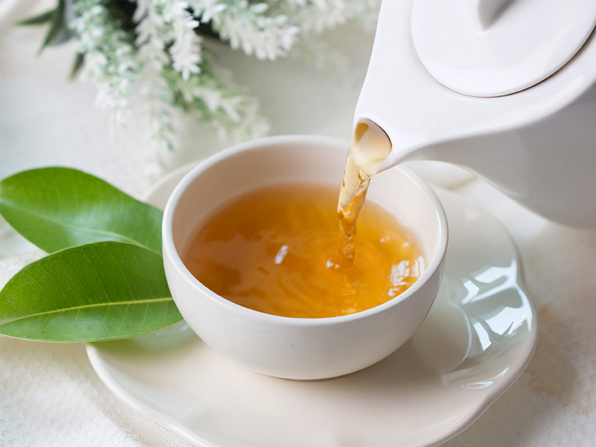 antioxidant in tea