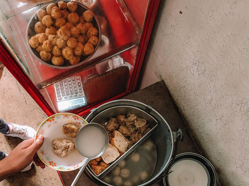 boulette mauritian street food