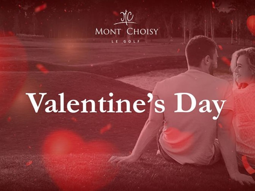 mon choisy le golf valentines day