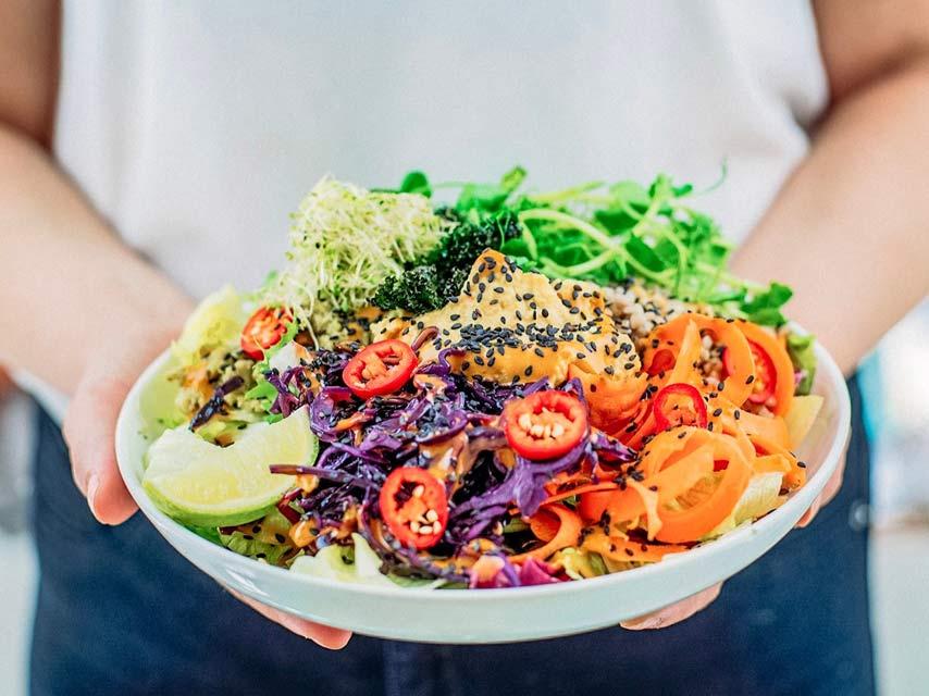vegan meal mauritius