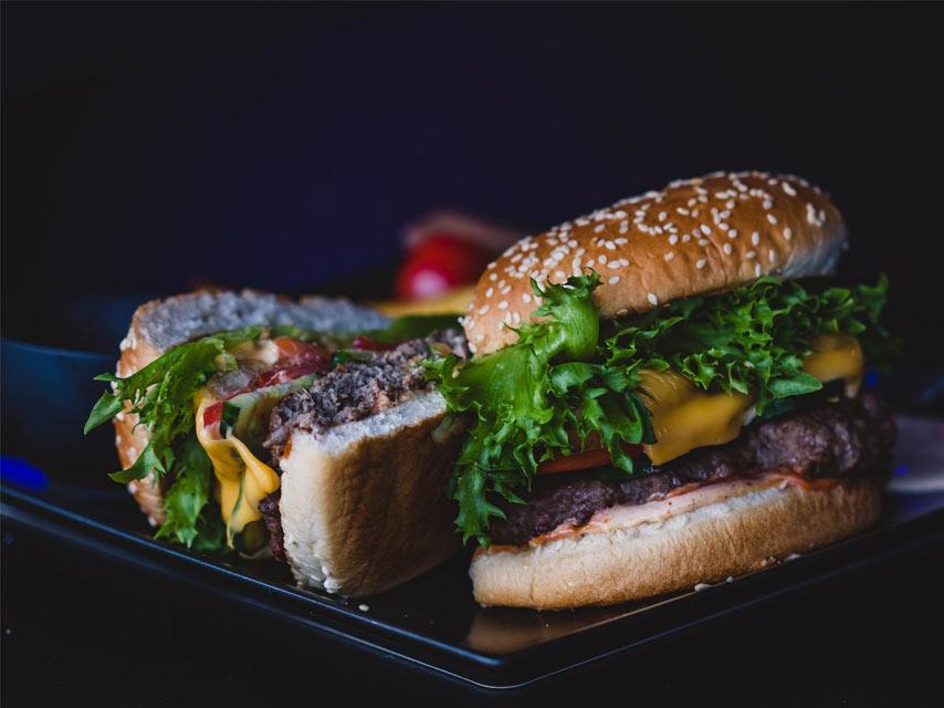 burger in mauritius