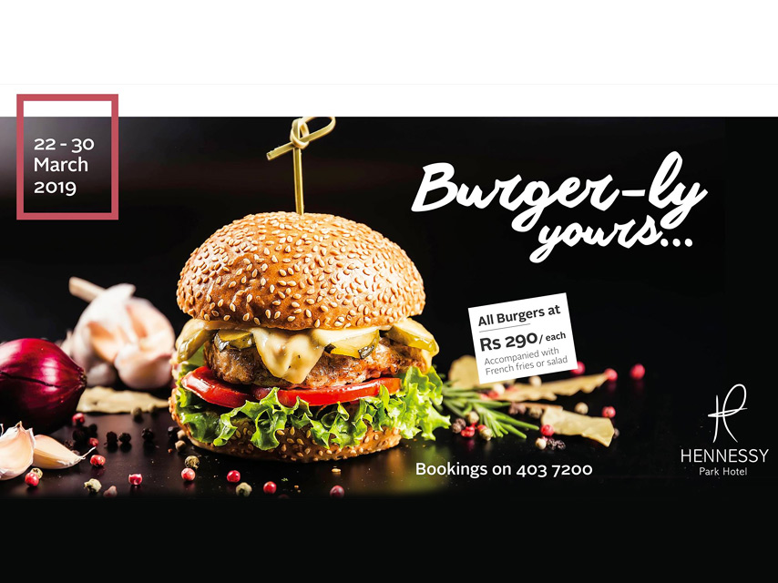 Burger-ly yours
