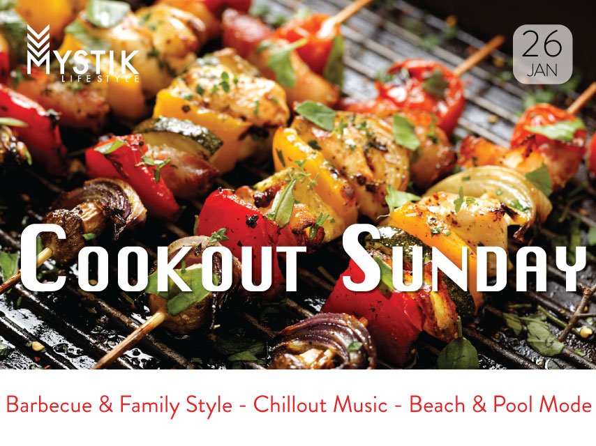 Cookout Sunday