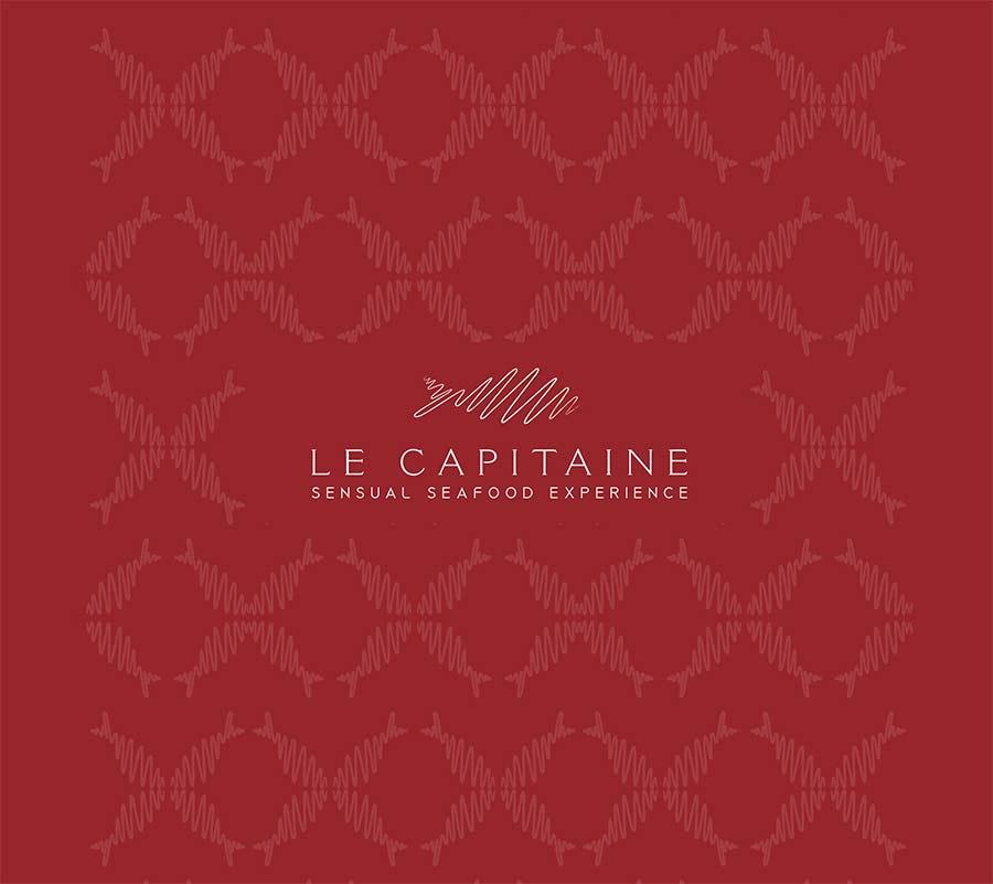 Le Capitaine Grand Bay Restaurant MEnu